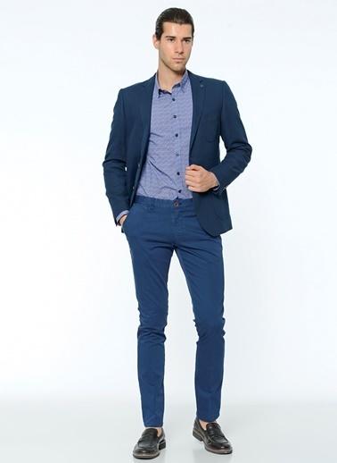 Beymen Business Slim Fit Blazer Ceket Lacivert